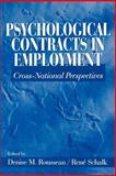 Psychological Contracts in Employment 9780761916819