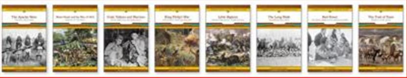 Landmark Events in Native American History Set, 8-Volumes, John P. Bowes, Michael L. Lawson, 0791096815