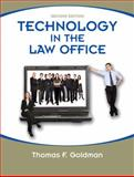 Technology in the Law Office, Goldman, Thomas F., 0135056829