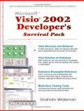 Visio 2002 Developer's Survival Pack, Wideman, Graham, 155212682X