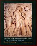 The Ancient World Vol. 1, Gochberg, Donald S., 0155076825
