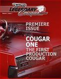 Legendary Cougar Magazine, Richard Truesdell and Bill Basore, 1497376823