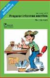 Ejercicios Para Preparar Informes Escritos 9789681836825