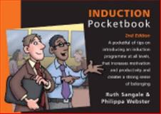 Induction Pocketbook, Sangale, Ruth and Sangale, Ruth, 1903776821