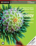 Cambridge International AS and a Level Biology Coursebook with CD-ROM, Mary Jones and Richard Fosbery, 1107636825