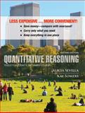 Quantitative Reasoning : Tools for Today's Informedcitizen, Sevilla, Alicia and Somers, Kay, 1118406834