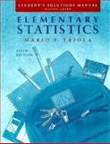 Elementary Statistics, Triola, Mario F., 020157683X
