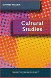 Cultural Studies, Rojek, Chris, 0745636837