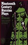 Nineteenth-Century Russian Plays, , 0393006832