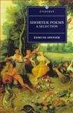 Spenser Shorter Poems : A Selection, Lee, John, 046087683X