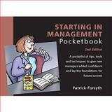 Starting in Management Pocketbook, Forsyth, Patrick, 190377683X