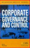Corporate Governance and Control, Alex Dunlop, 0749426837