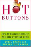 Hot Buttons, Sybil Evans, 0060956836
