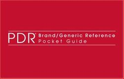 PDR Brand/Generic Reference Pocket Guide, Pdr Staff, 1563636832