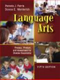 Language Arts : Process, Product, and Assessment for Diverse Classrooms, Farris, Pamela J. and Werderich, Donna E., 1577666836