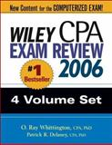 Wiley CPA Exam Review 2006 4 Volume Set, Delaney, Patrick R. and Whittington, O. Ray, 0471726834