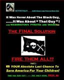 The Final Solution - Fire Them All??, Sentryman, 1452816832