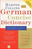 HarperCollins German Concise Dictionary, HarperCollins Publishers Ltd. Staff, 0062736841