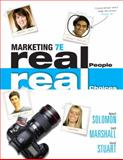 Marketing : Real People, Real Choices, Solomon, Michael R. and Marshall, Greg W., 013217684X