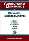 Ultrametric Functional Analysis, , 0821836846