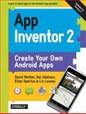 App Inventor 2, Wolber, David and Abelson, Hal, 1491906847