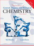 Fundamentals of General, Organic and Biological Chemistry, Castellion, Mary and McMurry, John, 0131486845