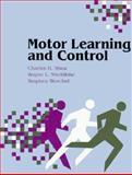 Motor Learning and Control, Shea, Charles H. and Shebilski, Wayne L., 0136056849