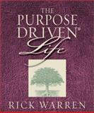 The Purpose Driven Life, Rick Warren and Elizabeth Vrato, 076241684X