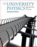 University Physics with Modern Physics with Mastering Physics, Young, Hugh D. and Freedman, Roger A., 080538684X