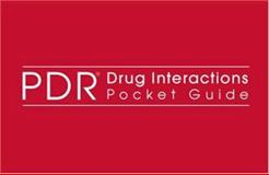 PDR Drug Interactions Pocket Guide, Pdr Staff, 1563636840