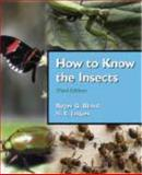 How to Know the Insects, Bland, Roger G. and Jaques, H. E., 1577666844