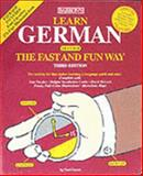 Learn German the Fast and Fun Way, Paul G. Graves and H. Strutz, 0764176846