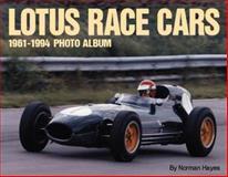 Lotus Race Cars 1961-1994 Photo Album, Hayes, Norman, 1882256840