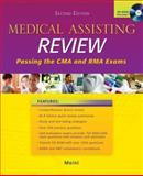 Medical Assisting Review : Passing the CMA and RMA Exams, Moini, Jahangir, 0072976845