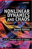Nonlinear Dynamics and Chaos, Thompson, J. M. T. and Stewart, H. B., 0471876844