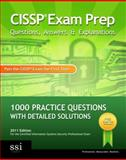 CISSP Exam Prep Questions, Answers : 1000 CISSP Practice Questions with Detailed Solutions, SSI Logic, 0982576846