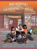 Reading and Learning to Read, Vacca, Jo Anne L. and Vacca, Richard T., 0132596849