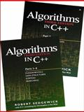 Algorithms in C++ Pts. 1-5 : Fundamentals, Data Structures, Sorting, Searching, and Graph Algorithms, Sedgewick, Robert and van Wyck, Christopher J., 020172684X