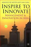 Inspire to Innovate, Meyer, Arnoud De and Garg, Sam, 1403996849