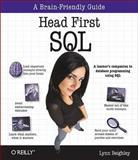 Head First SQL : A Brain-Friendly Guide, Beighley, Lynn, 0596526849