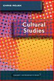 Cultural Studies, Rojek, Chris, 0745636845