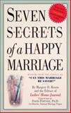 Seven Secrets of a Happy Marriage, Margery D. Rosen, 0761126856