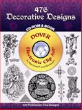 476 Decorative Designs, John Leighton, 0486996859
