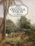 Colonial Voices, Brillman, Michael, 162661685X