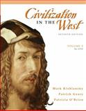 Civilization in the West (To 1715), Kishlansky, Mark and Geary, Patrick, 020555685X