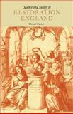 Science and Society in Restoration England, Hunter, Michael, 0521296854