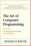 The Art of Computer Programming - Sorting and Searching 9780201896855