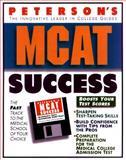 MCAT Success, Peterson's Guides Staff, 1560796855