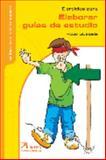 Ejercicios Para Elaborar Guías de Estudio 9789681836856