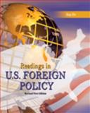 Readings in U. S. Foreign Policy